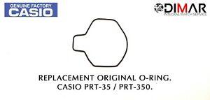 Casio Gasket / Back Seal Rubber, o-Ring, For PRT-35/PRT-350