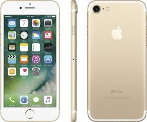 Apple iPhone 7 - 256GB - Gold (Sprint) A1660 (CDMA + GSM)