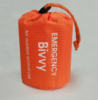 Outdoor Emergency Sleeping Bag Thermal Waterproof Survival Camping Travel
