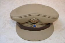 """Greece - military hat of Greek army officer """"Africa"""" uniform period 1946-1973"""