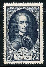 STAMP / TIMBRE FRANCE OBLITERE N° 854 / CELEBRITE / VOLTAIRE