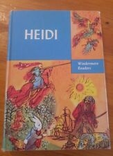 HEIDI (A Story for Children and Those Who Love Children)  (school edition)