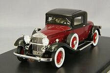 neo 1/43 Packard 902 Standard Eight Coupe, dunkelrot/schwarz