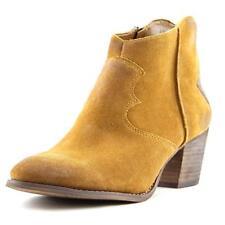 Botas de mujer de color principal beige Ante Talla 36