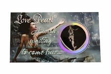 Love Pearl MERMAID Necklace Kit, Simulated Pearl in an Oyster