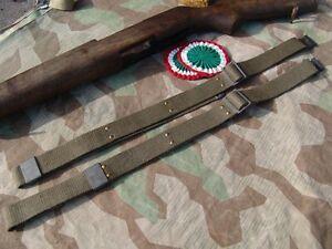 * GARAND / BM-59*orig.ITALIENARMY MADE*-MINT-*cal308Winchester RifleCaringSling*