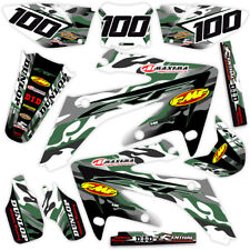 2002 2003 2004 HONDA CRF 450R GRAPHICS KIT MX ISLAND MOTOCROSS DIRT BIKE DECALS