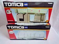 TOMY TOMICA HYPERCITY 85200 & 85201 BRIDGE SET & TUNNEL SET / NEW IN BOX