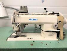 Juki Ddl-5550N High Speed Single Needle +Racing Puller Industrial Sewing Machine