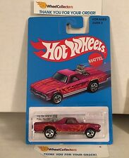 '68 El Camino * Rose * Heritage Retro Hot Wheels * K12