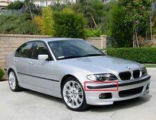 BMW NUOVO ORIGINALE E46 M Pacchetto Paraurti anteriore Trim Stampaggio Pannello Destro O/S 8195290