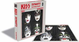 KISS - DYNASTY - 500 PIECE JIGSAW PUZZLE