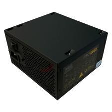 LMS Data 850W Alimentatore silenzioso, 42 ampere di picco, 6+2 PIN-E, 4+4 PIN 12V