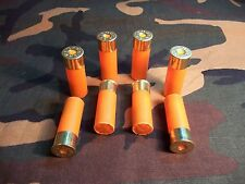 12 GAUGE SNAP CAPS,  ORANGE,  HIGH BRASS,  8 PACK
