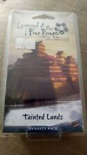 Legend of Five Rings Dynasty Pack Tainted Lands (opened, condition excellent)