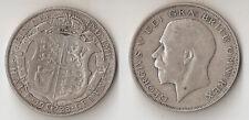 UK (Great Britain)  Half Crown  1923