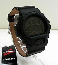 New Casio G-Shock Black/Khaki Layered Band Watch DW-6900LU-1