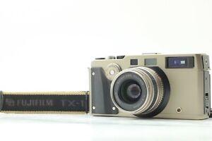 """Mint Count 0158"" Fujifilm TX-1 Film Camera Body Fujinon 45mm f4 Lens JAPAN"