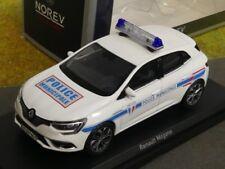 1/43 NOREV RENAULT MEGANE 2016 police municipale 517722