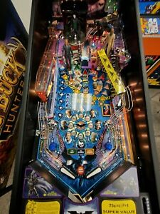 BATMAN: DARK KNIGHT Pinball Machine - Stern Certified Home Used Only +Deluxe Mod