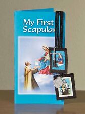 My First Scapular (VS234)  NEW With Explanation Card