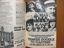 July 2-1977 TV Guide(YANKEE  DOODLE  TO RAGTIME/POLLY HOLLIDAY/ALICE/LINDA LAVIN