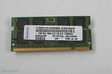 Qimonda 1gb 2rx8 pc2-5300s-555-12-e0 memoria RAM hys64t128021edl-3s-b2 ddr2...