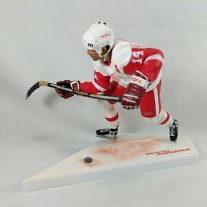 "2002 McFarlane NHL Detroit Red Wings Brendan Shanahan Action Figure 7"" Figurine"