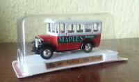 GUISVAL 1936 BRISTOL BUS vintage Spanish model New Sealed Blister Pack RARE.!