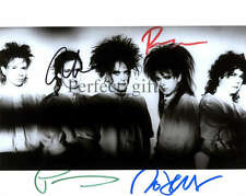 The Cure Robert Smith Signed 10x8 PP Repro Photo Print
