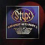 STYX Greatest Hits, Pt. 2 CD