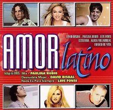 Various Artists : Amor Latino CD