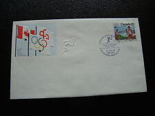 CANADA - enveloppe 17/7/1976 (cy28) (A)