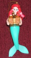 LITTLE MERMAID Disney Grolier Xmas Ornament - FREE SHIP