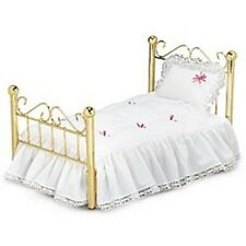 AMERICAN GIRL Samantha's BED and Bedding RETIRED for Samantha DOLL Fast Shipping