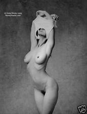 Black & White Fine Art Nude, signed photo by Craig Morey: Natalie 81108.02
