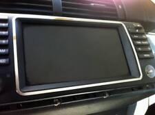 D BMW X5 E53 Chrom Rahmen für Radio - Edelstahl poliert