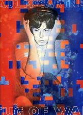 PAUL McCARTNEY tug of war GERMAN 1982  EX LP