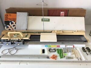 Brother KH881 Punchcard Knitting Machine- Serviced And Tested