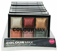 Technic Eyeshadow Palette - Treasure Chest Colourmax  - Eyes Shimmer