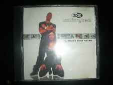 "Dance CD  2 Unlimited ""Do What's Good for Me (5 Versions)"" Radikal Records"