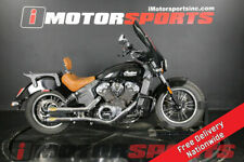 2019 Indian Motorcycle Scout Thunder Black