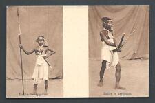 Bali Warriors Spear Kris Keris Sword Indonesia ca 1905