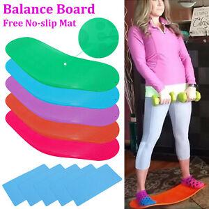 Training Balance Board Twisting Fitness Balance Board Yoga Exercise Sports Board