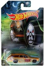 2017 Hot Wheels Kroger Exclusive Happy Halloween #3 '71 Plymouth Satellite