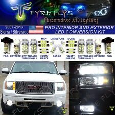 28 Piece LED Pro Package Super Bright 6000K Xenon White for Interior & Exterior