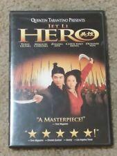 Jet Li Hero - Quentin Tarantino Dvd