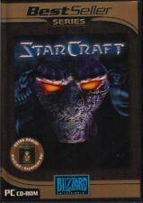 STARCRAFT + BROOD WAR Broodwar * Deutsch * XP Vista Neuwertig