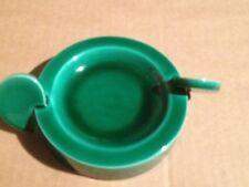 Vide poche vintage Paul Millet Sevres vert