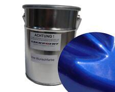 0,5 Liter Spritzfertigen Basislack Candy Blau 3 Metallic Autolack Lackpoint !